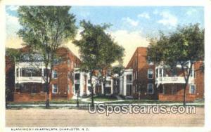 Blandwood Apartments Charlotte NC Unused
