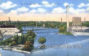 Fox River & Paper Mills