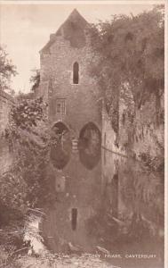 England Canterbury Grey Friars