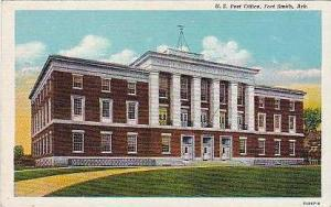 Arkansas Fort Smith US Post Office Curteich