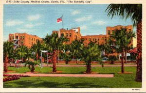 Florida Eustis Lake County Medical Center Curteich