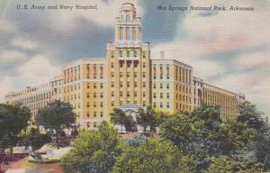 Arkansas Hot Springs United States Army and Navy Hospital 1945