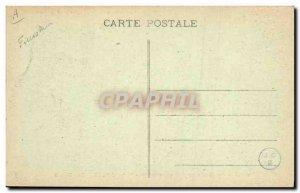 Old Postcard Folklore Skewer small men Plougastel Daoulas