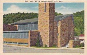 First Baptist Church Gatlinburg Tennessee