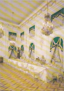 Russia Petroverts Great Palace The White Banqueting Hall