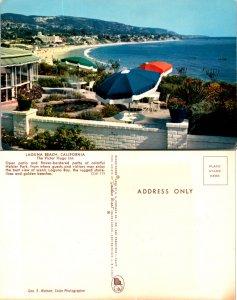 Laguna Beach, California, The Victor Hugo Inn (10343)