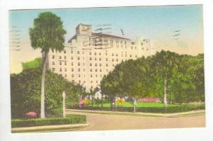 Fort Harrison Hotel,Clearwater,Florida, PU-1940