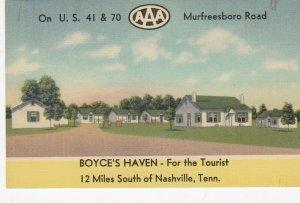ANTIOCH , Tenn. , 30-40s ; Boyce's Haven