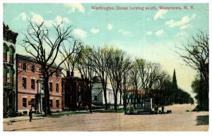 New York  Watertown  Washington Street looking south