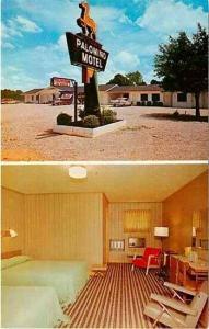 TN, Memphis, Tennessee, Multi View, Palomino Motel, Dexter 24092-B