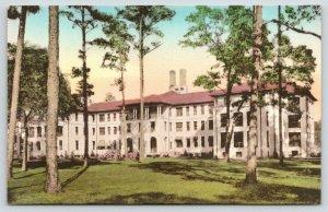 Thomasville Georgia~John D Archbold Memorial Hospital~1920s Handcolored Postcard