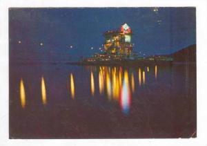 Night view Songdo Beach, South Korea PU-1960s