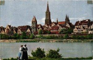 CPA AK Ulm Souvenir GERMANY (897019)