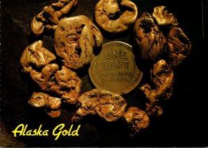 Alaska Gold Nuggets