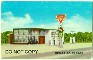 Howard Pullen Conoco Service Station, North Little Rock Ark