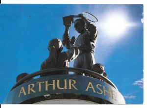 Arthur R. Ashe Jr Monument Tennis Richmond Va PCBT2-52921