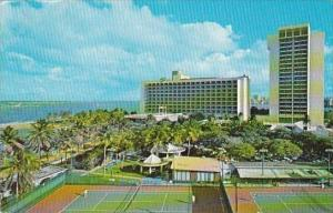 Hawaii San Juan The Magnificent Caribe Hilton Complex And Its Latest Addition