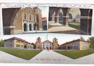 California San Jose High School 1911
