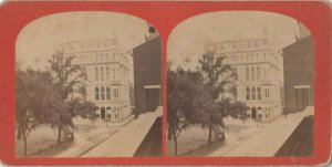 SV ; BROOKLYN , New York City , 1880s ; Masonic Temple