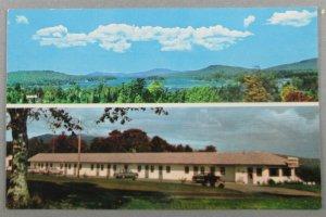Indian Hill Motel, Route 15 Greenville ME Postcard - Moosehead Lake (#6927)