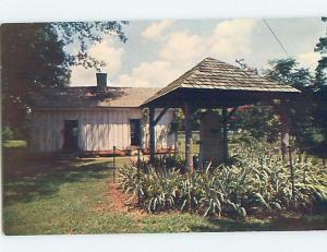 Unused Pre-1980 HELEN KELLER HOME Muscle Shoals - Tuscumbia Alabama AL c9965