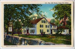 1680 House, Cape Cod MA