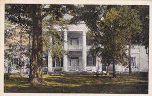 Tennessee Nashville Front Entrance At The Hermitage Home Of General Andrew Jo...