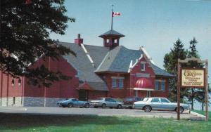 Chevrolet Corvette at the Olde School Restaurant Brantford Ont. Canada