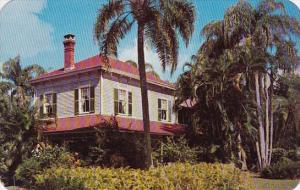 Florida Fort Myhers Edison Winter Home
