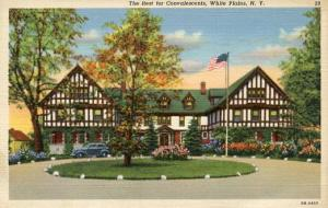 NY - White Plains. The Rest for Convalescents