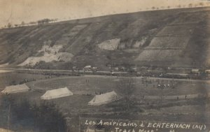 RP: ECHTERNACH, 1914-18 ; Luxembourg ; Les Americains Track Meet