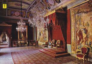 Spain Aranjuez Palacio Real Salon del Trono Madrid
