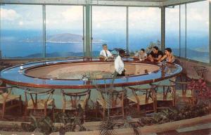 Saint Thomas Virgin Islands Mountain Top Hotel Vintage Postcard K106306