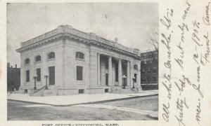 FITCHBURG , Massachusetts , PU-1904 ; Post Office