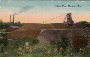 BARABOO , Wis. , 1900-10s ; Cahoon Mine