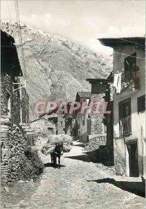 Postcard Modern Valls Andorra Andorra Canillo