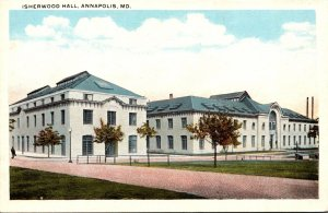 Maryland Annapolis Isherwood Hall