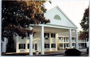 Lexington, Kentucky Postcard SPRINGS INN Hotel Front View c1980s Unused