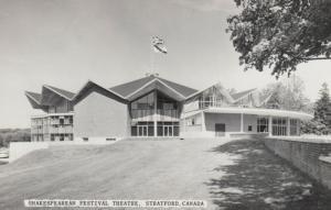 RP: STRATFORD, Ontario, Canada, 1950-60s; Shakespearean Festival Theatre
