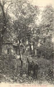 CPA Paris 13e (Dep.75) - 119. Éden dans la Ruelle des Reculettes (56266)