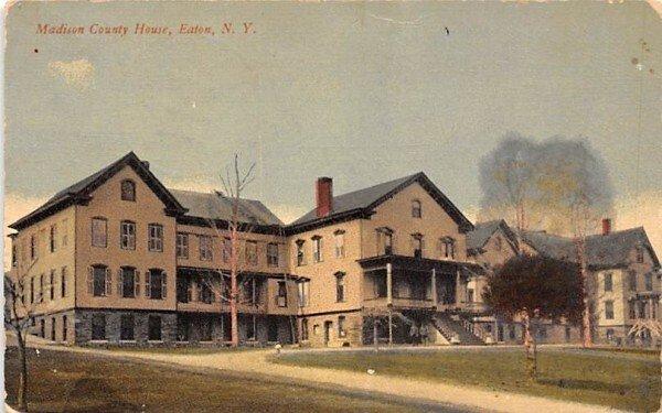 Madison County House Eaton, New York