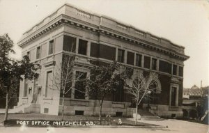 RP; MITCHELL , South Dakota , 1930s Post Office
