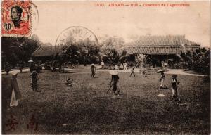 CPA VIETNAM INDOCHINE-Annam Hué-Direction de l'Agriculture (321342)