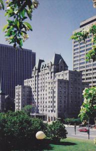 Lord Elgin Hotel, Ottawa, Ontario, Canada, 1940-1960s
