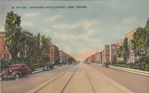 Indiana Gary West 5th Avenue Apartment House District 1941 sk5088