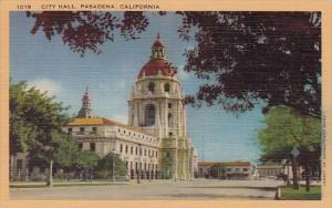 City Hall Pasadena California