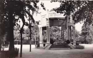 RP, Promenade De Ribalta, Music Stand, CASTELLON DE LA PLANA, Spain, 1920-1940s