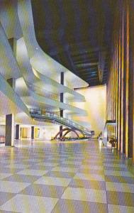 Public Lobby At Genral Assembly Building United Nations Headquarters New York...