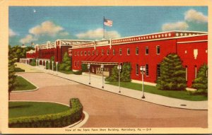 Pennsylvania Harrisburg View Of The State Farm Show Building Dexter Press
