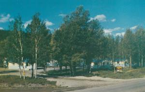 JASPER , Alberta , Canada , 50-60s ; Pocahontas Bungalows